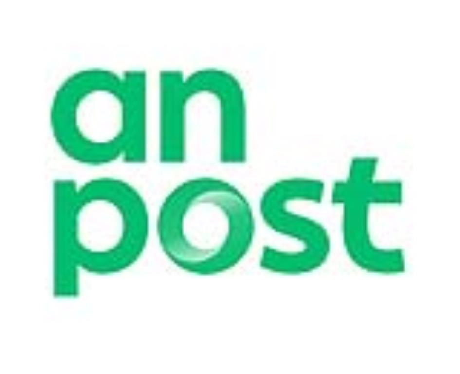 An Post rebrand new logo